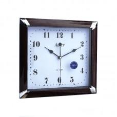 Sieninis kvarcinis laikrodis ADLER  30089 WALNUT