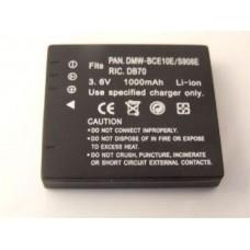 Akumuliatorius Panasonic CGA-S008