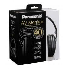 Ausinės Panasonic RP-HT265E-K