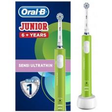 Elektrinis dantų šepetėlis BRAUN D10 JUNIOR PRO Sensitive UT