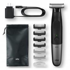 Barzdakirpė, barzdaskutė ir kūno plaukų kirptuvas BRAUN XT 5200