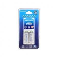 Kraunamos baterijos ir kroviklis Eneloop Basic charger K-KJ50MCC20E