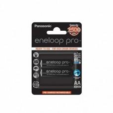 Kraunamos baterijos Panasonic eneloop AA/HR6