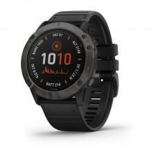Laikrodis Garmin Fenix6X Pro Solar Ti Carbon