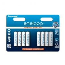 Pakraunamos baterijos Panasonic eneloop AA/HR6
