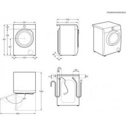 Ausinės Panasonic RPTCM105EP