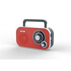 Radija Camry CR 1140 red