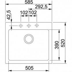 Šaldytuvas Sharp SJ-XE680M-BE
