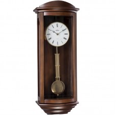 Sieninis kvarcinis laikrodis ADLER 20044W RIEŠUTAS