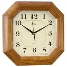 Sieninis kvarcinis laikrodis ADLER 21003O ĄŽUOLAS