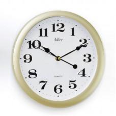 Sieninis kvarcinis laikrodis ADLER 30021 GOLD MAT