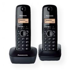 Telefonas Panasonic Cordless KX-TG1612FXH