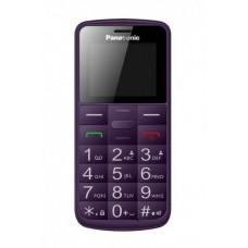 Telefonas Panasonic KX-TU110EXV (violet)